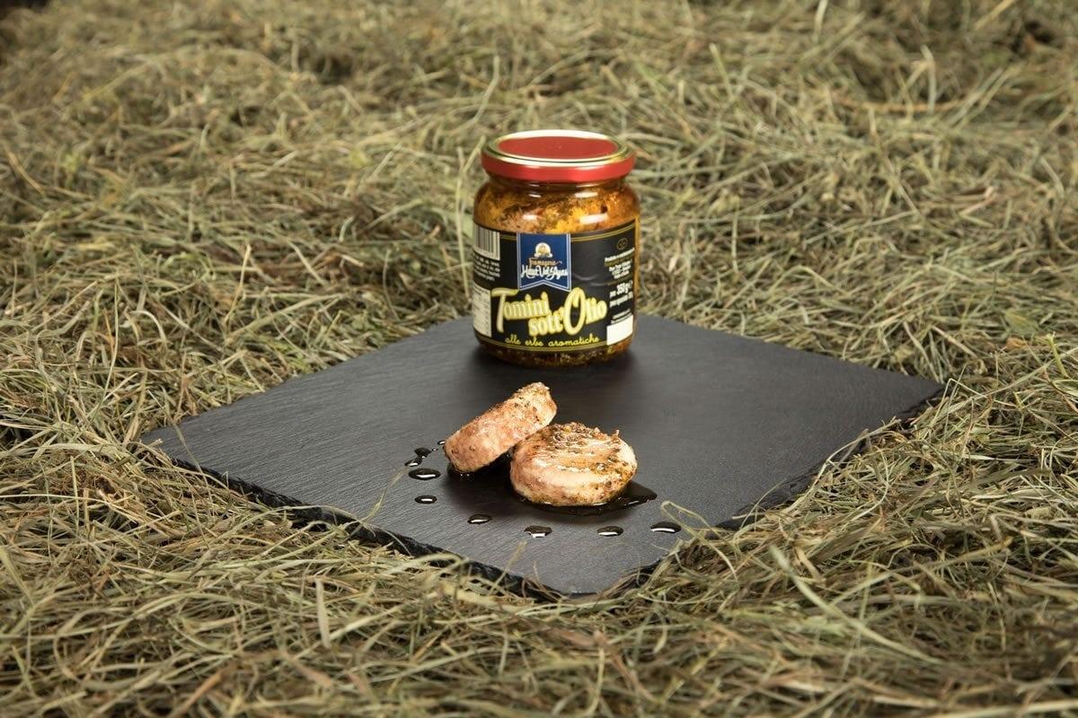 tomini in oil la fromagerie